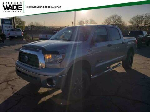 2008 Toyota Tundra for sale at Stephen Wade Pre-Owned Supercenter in Saint George UT
