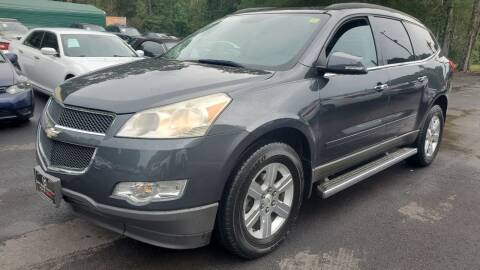 2011 Chevrolet Traverse for sale at GA Auto IMPORTS  LLC in Buford GA