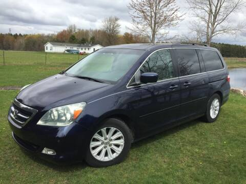 2006 Honda Odyssey for sale at K2 Autos in Holland MI
