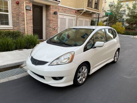 2011 Honda Fit for sale at Hi5 Auto in Fremont CA
