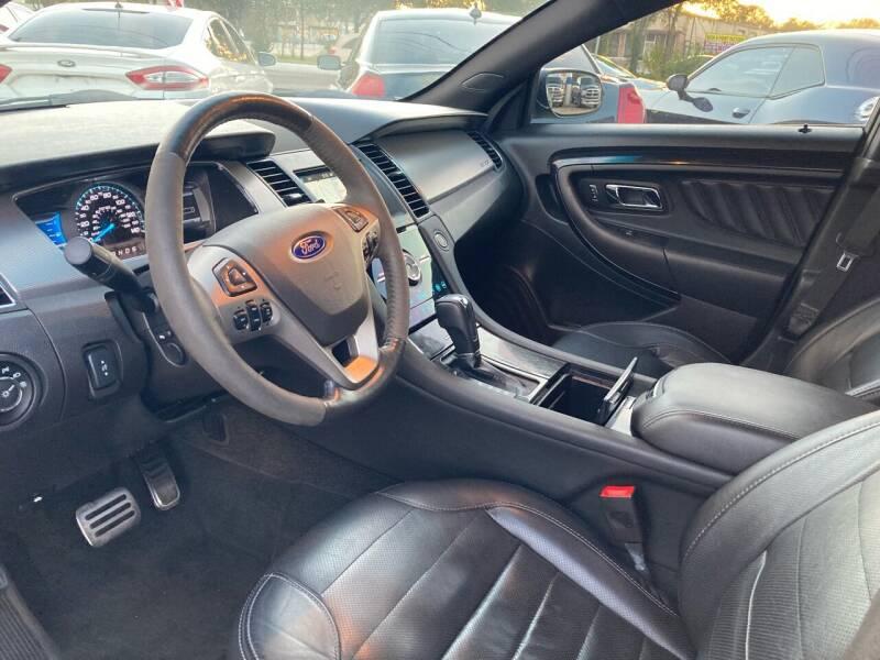 2016 Ford Taurus AWD SHO 4dr Sedan - Houston TX