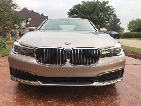 2019 BMW 7 Series for sale at Auto Haus Imports in Grand Prairie TX