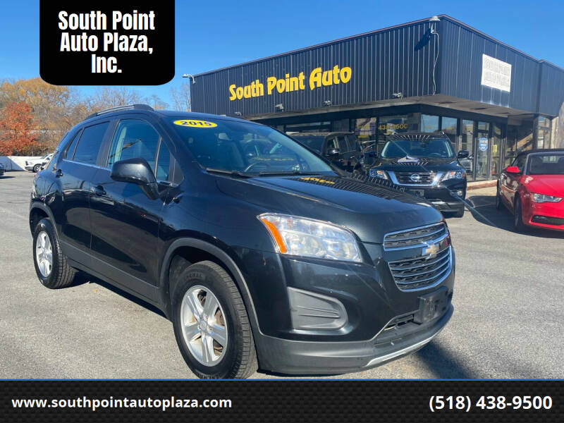 2015 Chevrolet Trax for sale at South Point Auto Plaza, Inc. in Albany NY