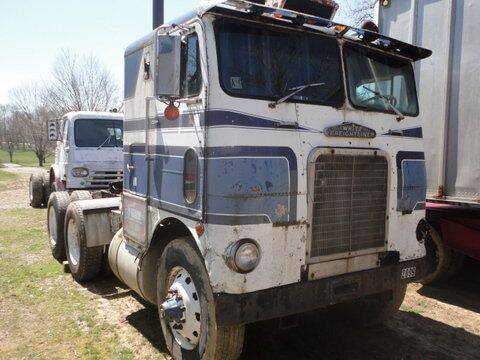 1966 Freightliner COE for sale at Classic Car Deals in Cadillac MI