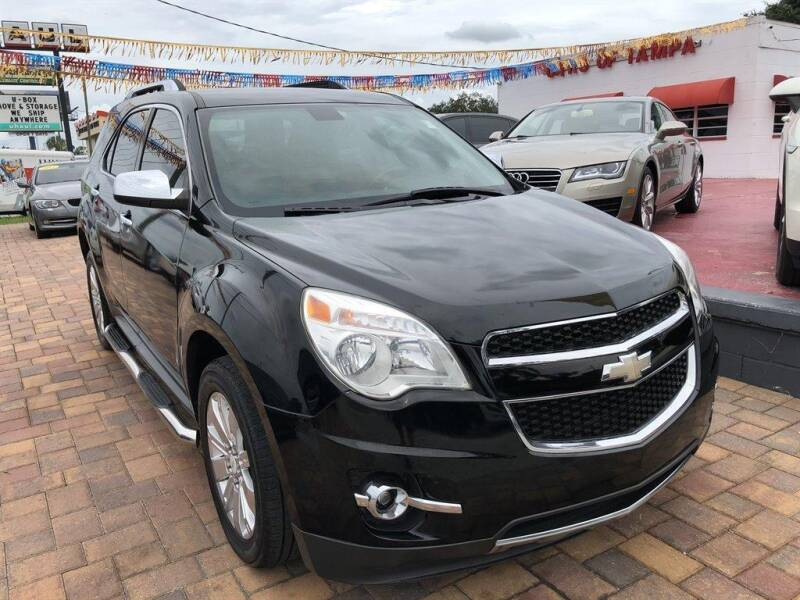 2010 Chevrolet Equinox for sale at Cars of Tampa in Tampa FL