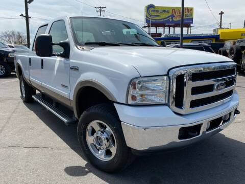 2007 Ford F-250 Super Duty for sale at New Wave Auto Brokers & Sales in Denver CO