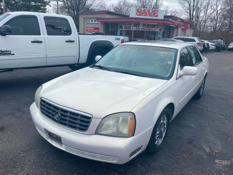 2004 Cadillac DeVille for sale at Right Place Auto Sales in Indianapolis IN
