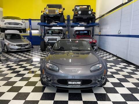 2007 Mazda MX-5 Miata for sale at Euro Auto Sport in Chantilly VA