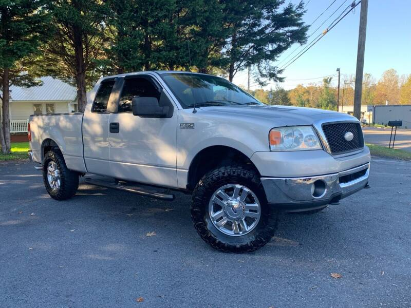 2007 Ford F-150 for sale at Mike's Wholesale Cars in Newton NC