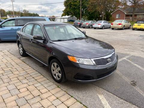 2010 Kia Optima for sale at US5 Auto Sales in Shippensburg PA