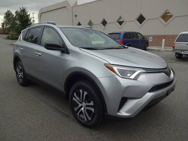 2018 Toyota RAV4 for sale at Prudent Autodeals Inc. in Seattle WA