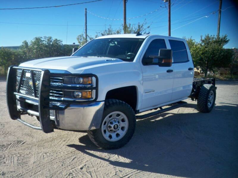 2015 Chevrolet Silverado 3500HD for sale at Samcar Inc. in Albuquerque NM