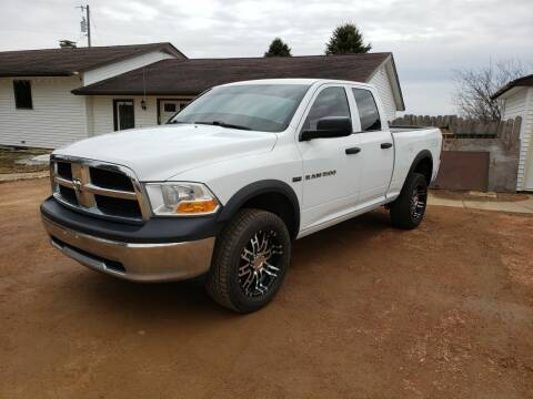 2011 RAM Ram Pickup 1500 for sale at Shinkles Auto Sales & Garage in Spencer WI