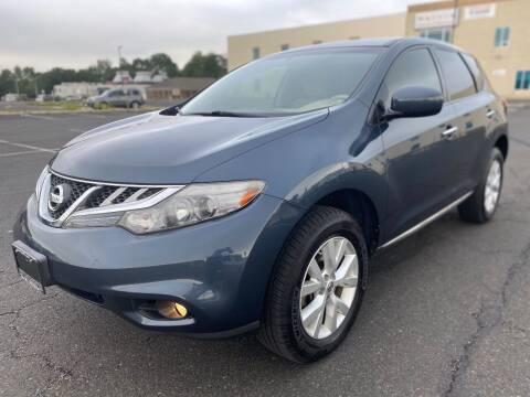 2013 Nissan Murano for sale at CAR SPOT INC in Philadelphia PA