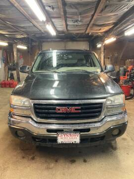 2005 GMC Sierra 1500 for sale at Lavictoire Auto Sales in West Rutland VT