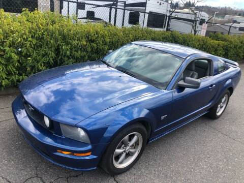 2006 Ford Mustang for sale at Blue Line Auto Group in Portland OR