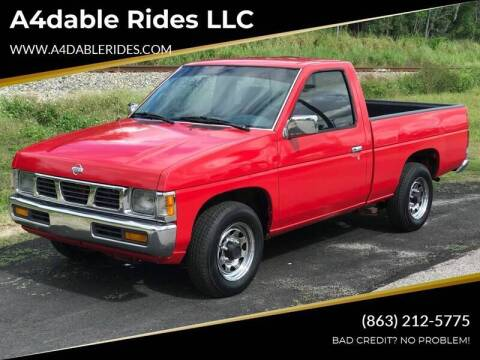 1994 Nissan Truck for sale at A4dable Rides LLC in Haines City FL