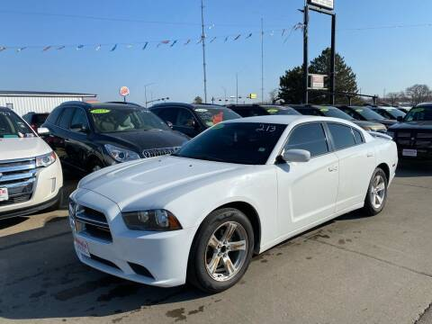 2014 Dodge Charger for sale at De Anda Auto Sales in South Sioux City NE