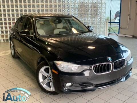 2012 BMW 3 Series for sale at iAuto in Cincinnati OH