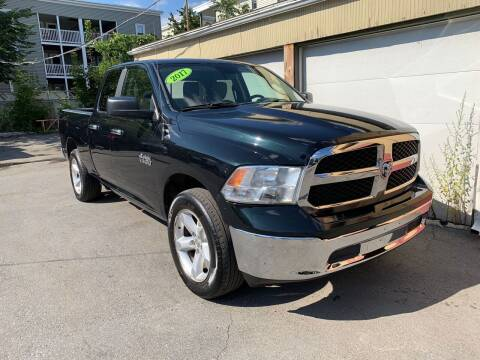 2017 RAM Ram Pickup 1500 for sale at Best Cars Auto Sales in Everett MA