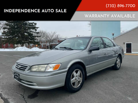 2001 Toyota Camry for sale at Independence Auto Sale in Bordentown NJ