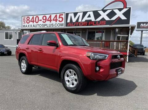 2015 Toyota 4Runner for sale at Maxx Autos Plus in Puyallup WA