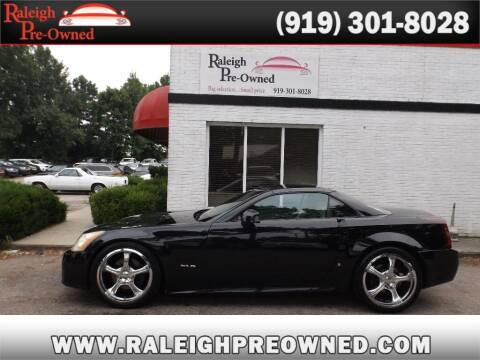 2006 Cadillac XLR for sale at Raleigh Pre-Owned in Raleigh NC