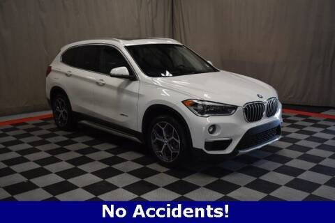 2017 BMW X1 for sale at Vorderman Imports in Fort Wayne IN