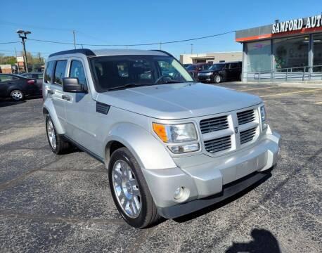 2011 Dodge Nitro for sale at Samford Auto Sales in Riverview MI