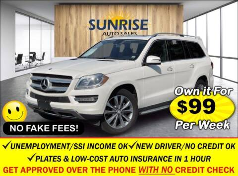 2015 Mercedes-Benz GL-Class for sale at AUTOFYND in Elmont NY