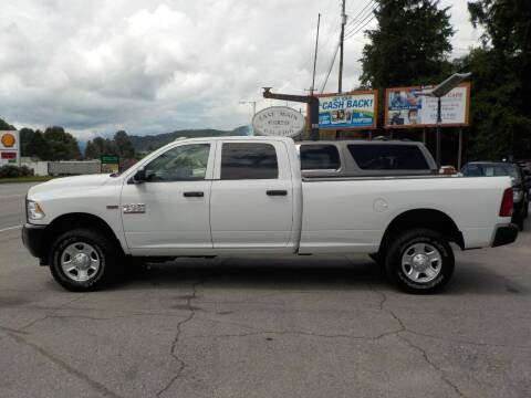 2016 RAM Ram Pickup 3500 for sale at EAST MAIN AUTO SALES in Sylva NC