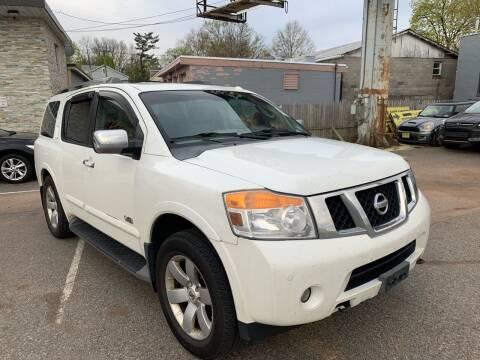 2008 Nissan Armada for sale at MFT Auction in Lodi NJ