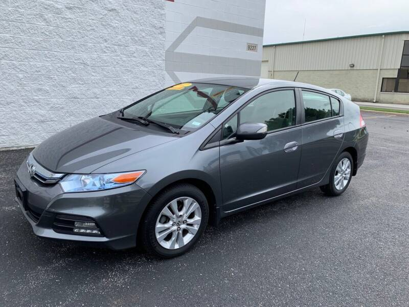 2012 Honda Insight for sale at Ryan Motors in Frankfort IL
