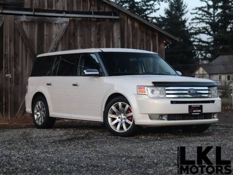 2012 Ford Flex for sale at LKL Motors in Puyallup WA
