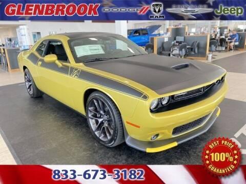 2021 Dodge Challenger for sale at Glenbrook Dodge Chrysler Jeep Ram and Fiat in Fort Wayne IN