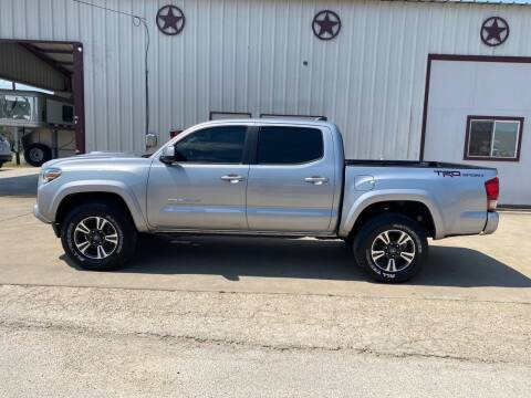 2016 Toyota Tacoma for sale at Circle T Motors INC in Gonzales TX