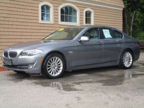 2011 BMW 5 Series for sale at Car and Truck Exchange, Inc. in Rowley MA