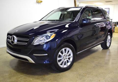 2016 Mercedes-Benz GLE for sale at Thoroughbred Motors in Wellington FL