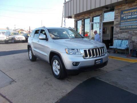 2012 Jeep Grand Cherokee for sale at Preferred Motor Cars of New Jersey in Keyport NJ
