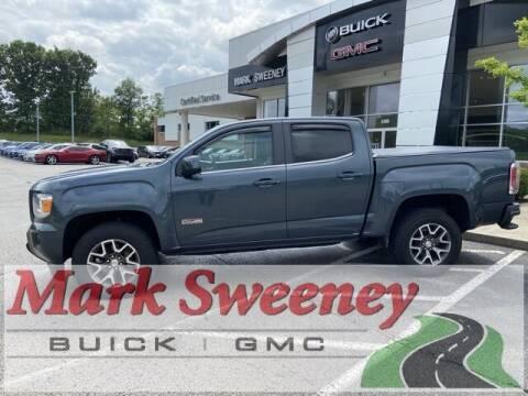 2019 GMC Canyon for sale at Mark Sweeney Buick GMC in Cincinnati OH