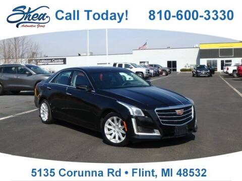 2015 Cadillac CTS for sale at Jamie Sells Cars 810 - Linden Location in Flint MI
