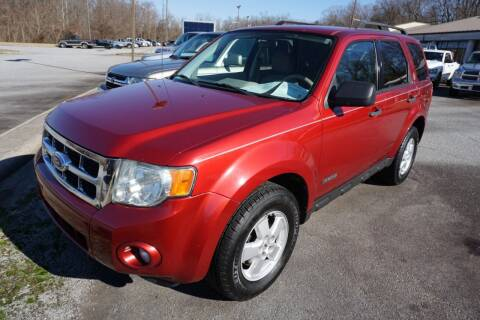2008 Ford Escape for sale at Modern Motors - Thomasville INC in Thomasville NC