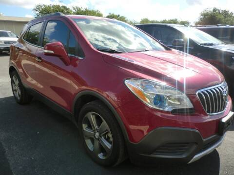 2014 Buick Encore for sale at Auto Solution in San Antonio TX