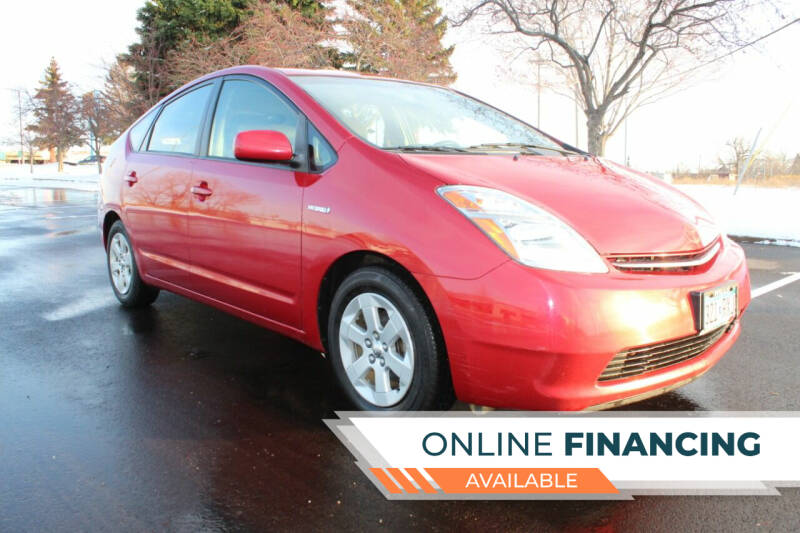 2009 Toyota Prius for sale at K & L Auto Sales in Saint Paul MN