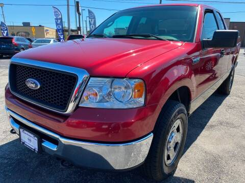 2008 Ford F-150 for sale at Volare Motors in Cranston RI