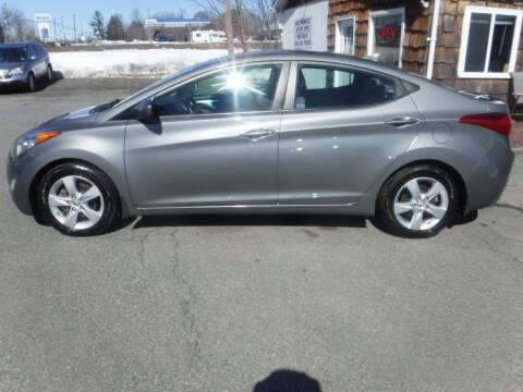 2013 Hyundai Elantra for sale at Trade Zone Auto Sales in Hampton NJ