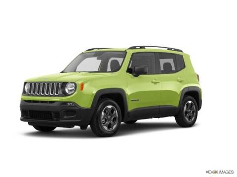 2017 Jeep Renegade for sale at Meyer Motors in Plymouth WI