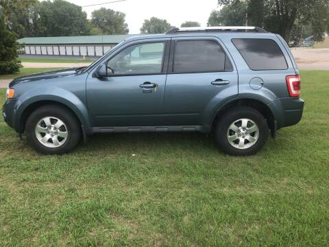 2010 Ford Escape for sale at Velp Avenue Motors LLC in Green Bay WI