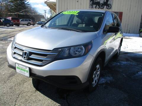 2014 Honda CR-V for sale at Roland's Motor Sales in Alfred ME