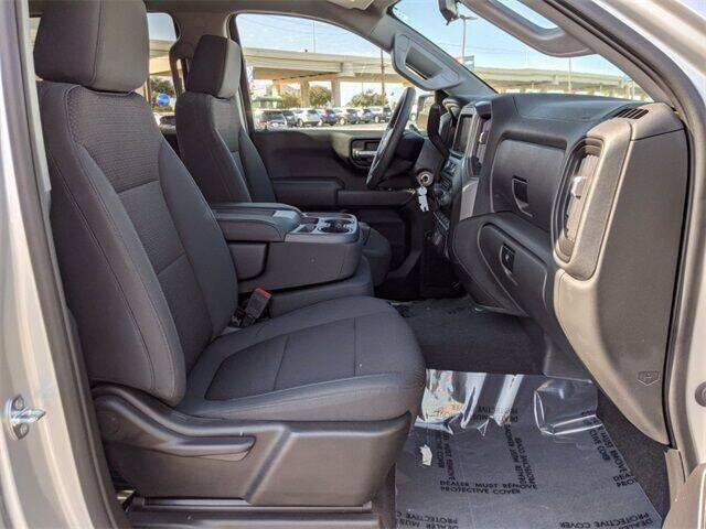 2020 Chevrolet Silverado 1500 Custom - San Antonio TX